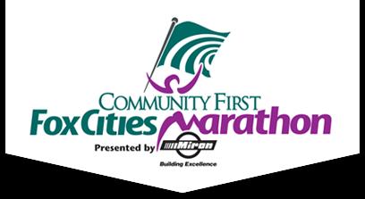 Community First Fox Cities Marathon logo