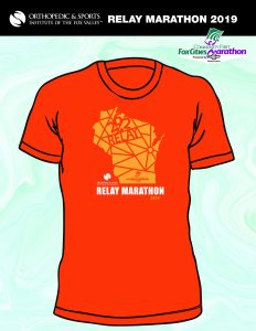 Relay Marathon shirt